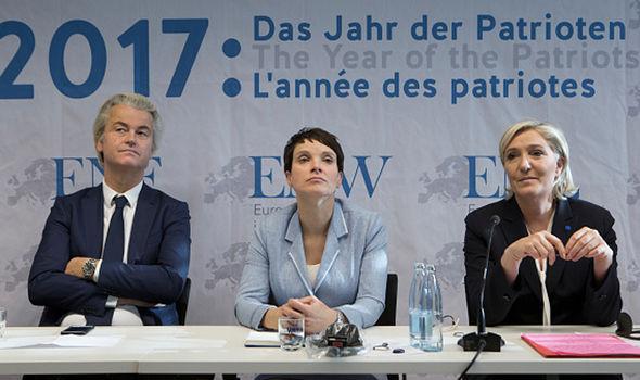 Leaders EU