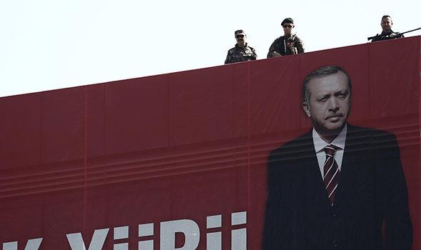 President Erdogan