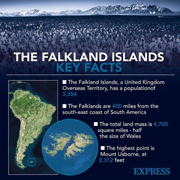 Falklands factfile