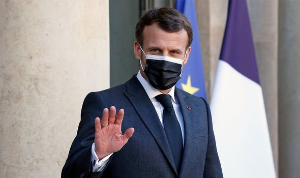 France: The country has been severely affected by the coronavirus pandemic