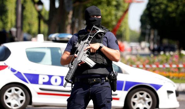 Champs Elysees terror: Police arrest man in Paris