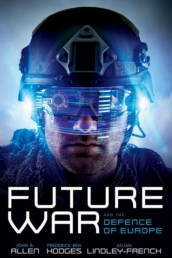 Future War: The book explores the future war threats Europe and the US face