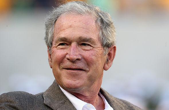 George Bush encouraged waterboarding
