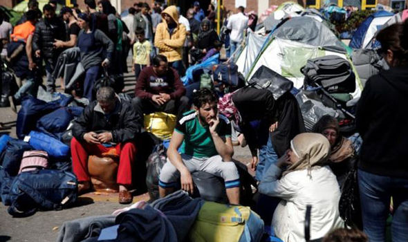 detention centres in Greece