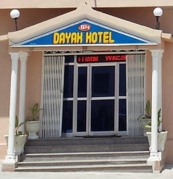 Gunmen storm hotel Dayah