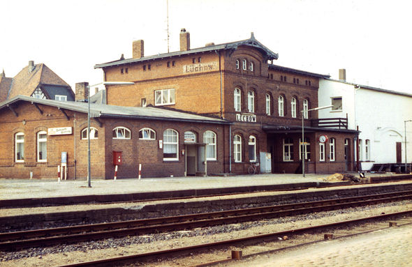 Lüchow station