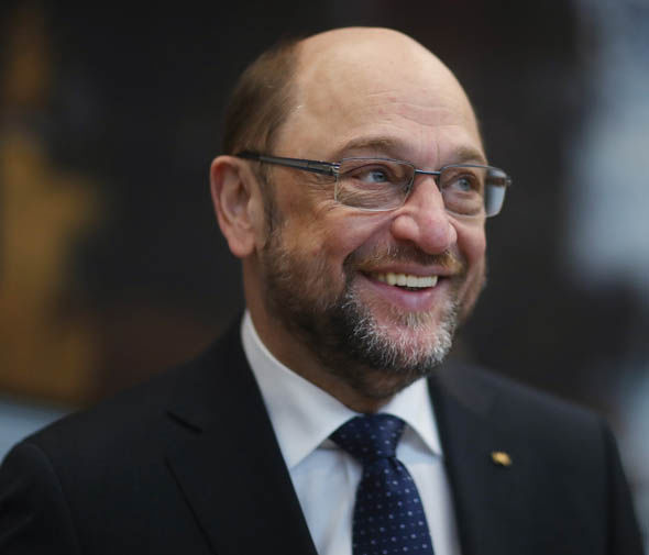 Former President of the European Parliament Martin Schulz