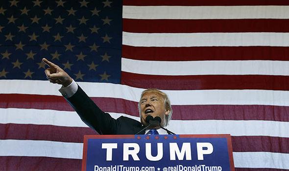 Midterm elections donald trump US Lord Ashcroft poll ronald reagan