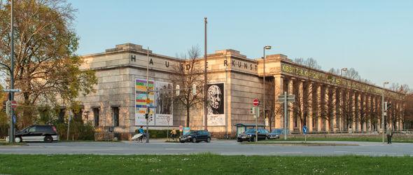 Munich's Haus der Kunst