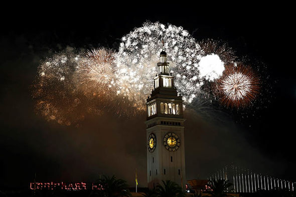 New Year's Eve San Francisco