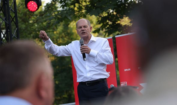 Olaf Scholz: Macron could have a task at hand if Scholz wins the election