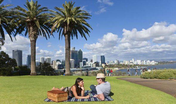 Perth Weather Radar Perth Avoids Heatwave As Western