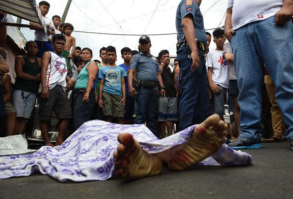 Philippines drugs war