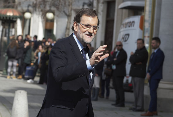 Spanish prime minister Mariano Rajoy has blocked repeated calls for Catalan independence