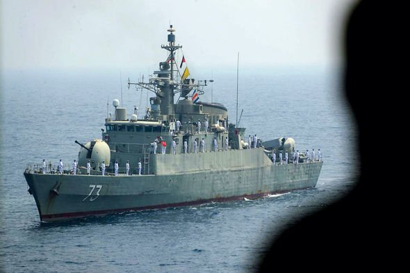 Strait of Hormuz: The waterway is considered a point of strategic significance in the region