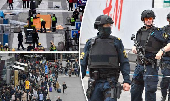 Sweden terror