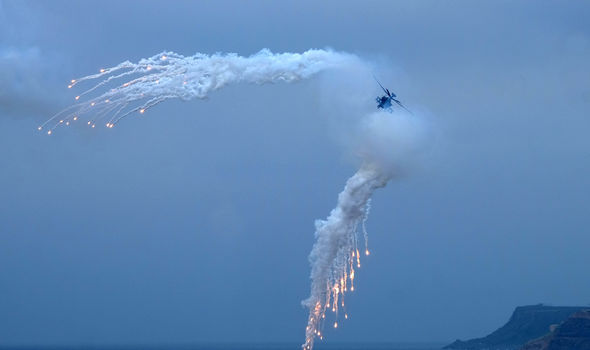 Both Taiwan and China have held military drills