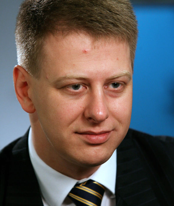 Tomas Prouza, the Czech Republic's EU affair's minister