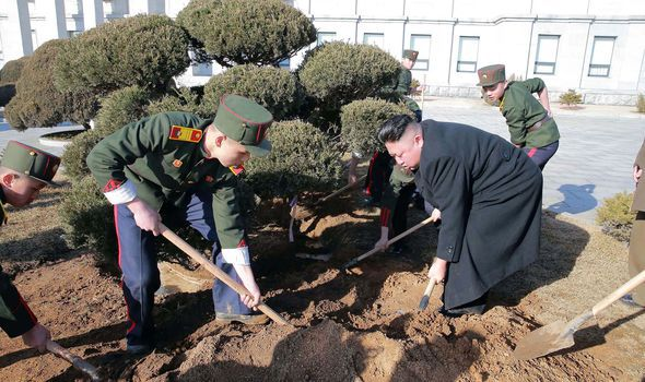 Dictator Kim is digging himself a big hole with his continued threats