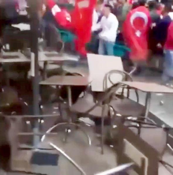Vienna protest