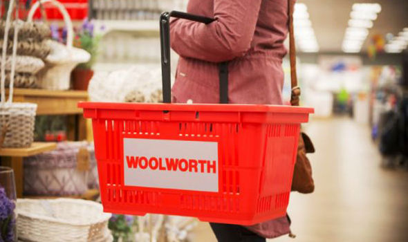 A Woolworths shopper