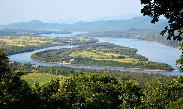 Zhenbao Island caused territorial scrap
