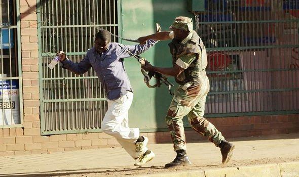 Zimbabwe crisis