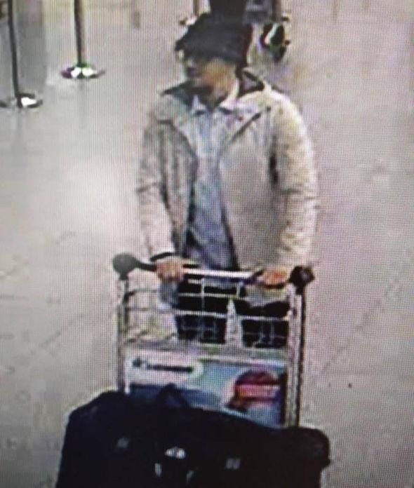 Bomber Khalid El Bakraoui
