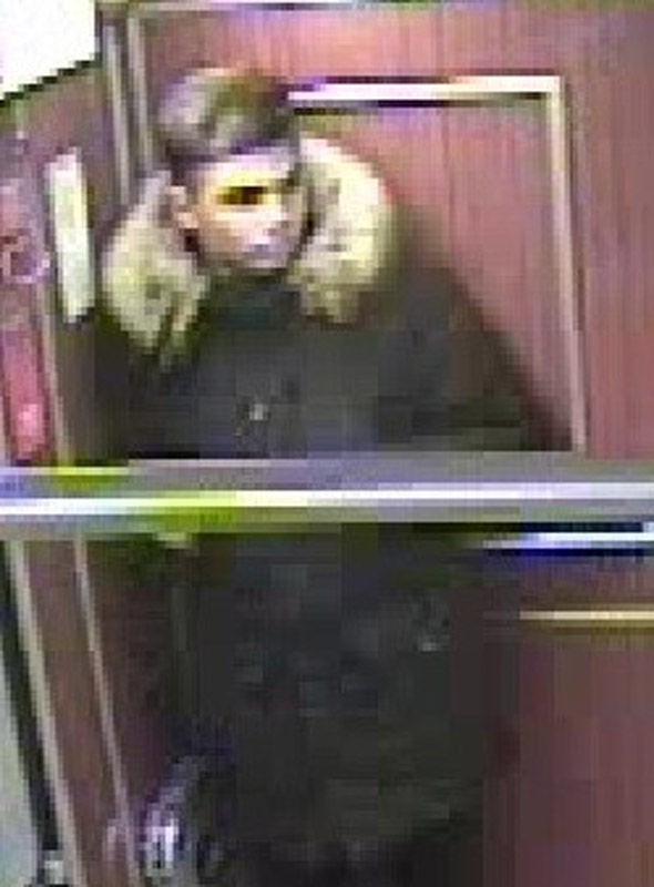 Police issued photos and CCTV of the suspects