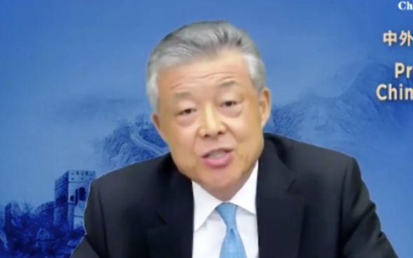 china news uk china latest liu xiaoming