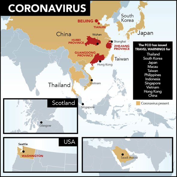 Coronavirus Outbreak Sees China Desperately Try To Build