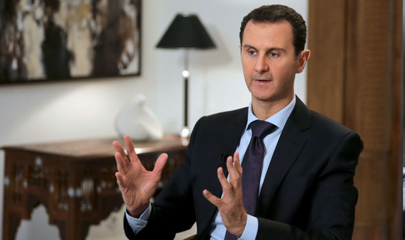 Donald Trump has announced airstrikes on Syria