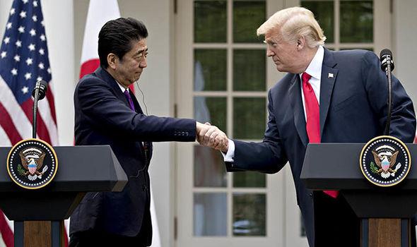 donald trump kim jong un meeting korean war peace treaty