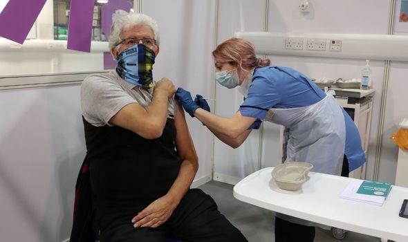 I covid vaccines
