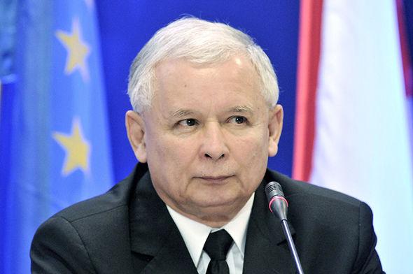 PiS chief Jaroslaw Kaczynski