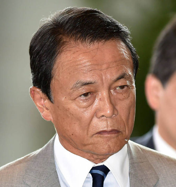 Japan's Deputy PM retracts comments that Hitlers 'motives were right' | World | News | Express.co.uk