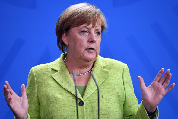 North Korea v USA news live: Angela Merkel warns  North Korea v USA news live: Donald Trump threatens Kim Jong-un – latest threats | World | News north korea v USA Angela Merkel 1030418