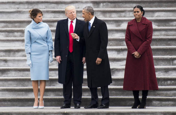 Obamas and Trumps