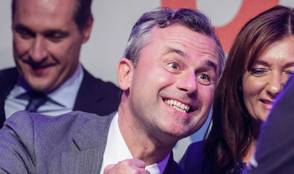 Norbert Hofer will now have a second chance at winning the Austrian presidency