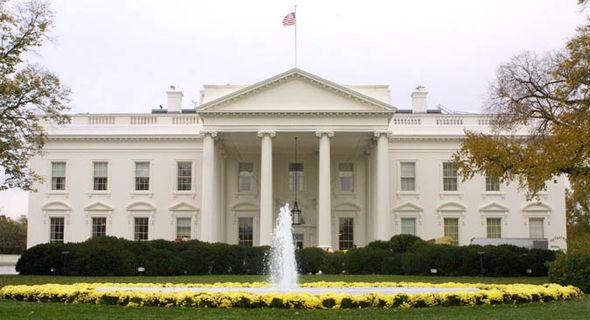 white house us