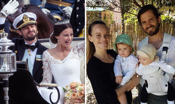 Royal News Swedens Princess Sofia Amp Prince Carl Philip