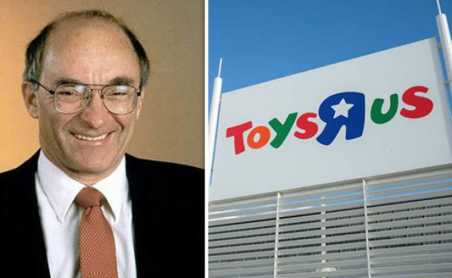 Toys R Us Founder Charles Lazarus Dies Aged 94 World