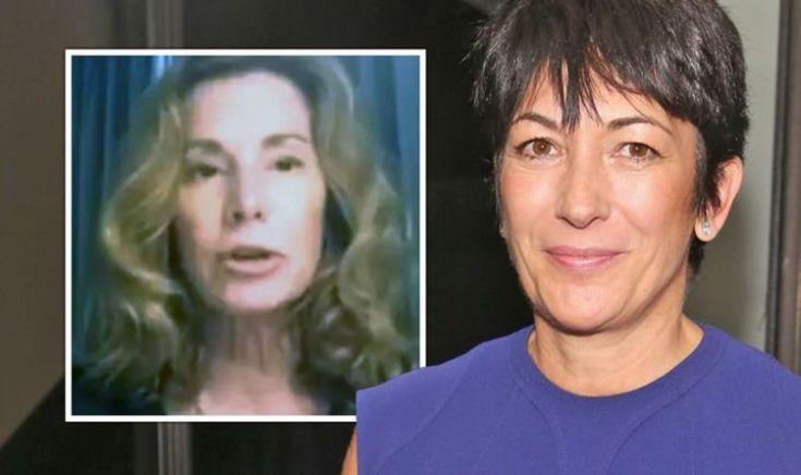 Ghislaine Maxwell is 'untouchable' under Jeffrey Epstein's 2008 agreement warns expert
