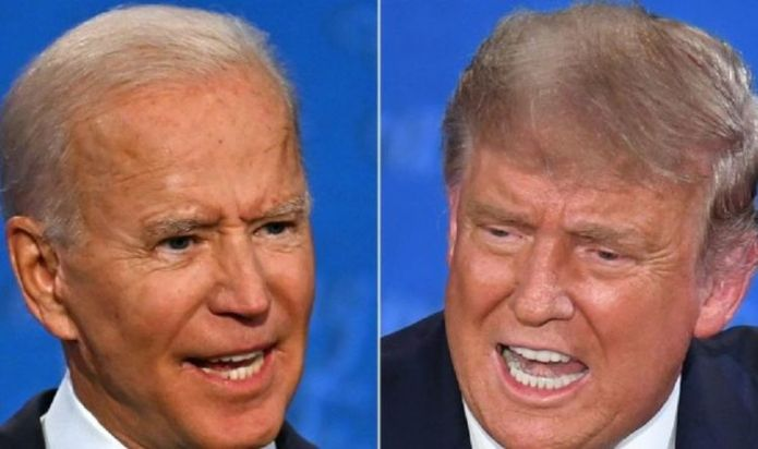 Joe Biden is dividing Americans even more than Donald Trump says surprise poll