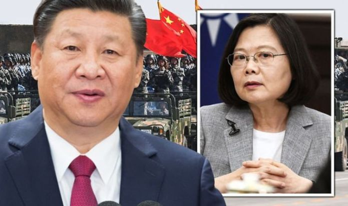 Taiwan on alert for attack: China plans terrifying 'show of force' this summer