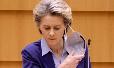 AstraZeneca humiliation: Germany urges EU to make embarrassing vaccine U-turn