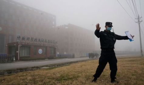 Wuhan lab worker's wife 'died from Covid in 2019' - bombshell US intelligence report
