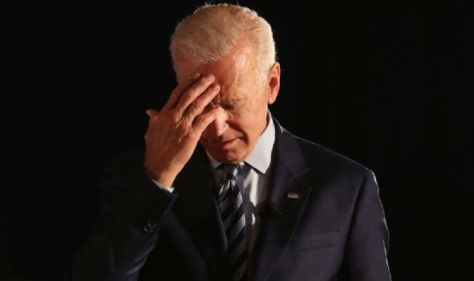Joe Biden hails the 'RFA' in major embarrassing gaffe on arrival in the UK for G7 summit