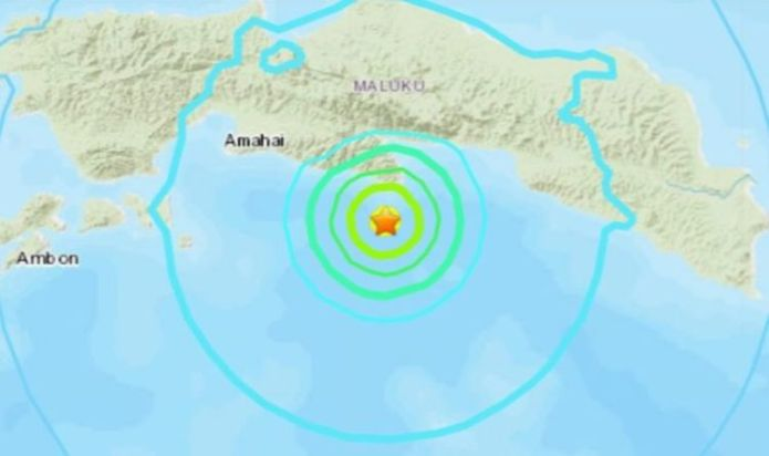 Indonesia tsunami fears: 6.1 magnitude earthquake strikes – move to higher ground warning