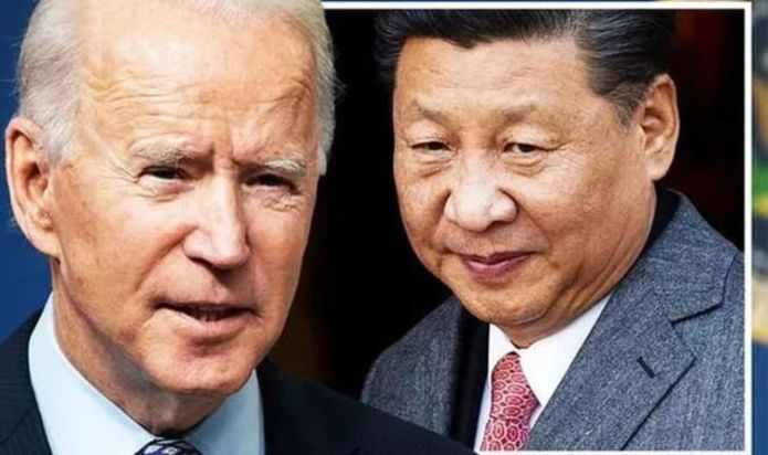 China is 'existential threat of 21st century' as US-EU put on notice over Beijing threat